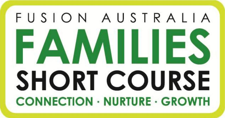 Families Course starts tomorrow!