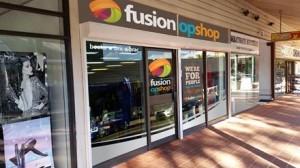 Fusion Op Shop